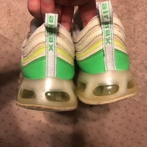 Nike Air Max 97 360 Radiant Green Size 9 Rare